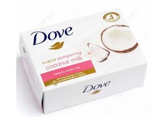 Dove Beauty Cream Bar Coconut Milk Soap - 100g