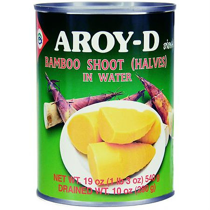 Aroy-D Bamboo Shoot In Water 540g