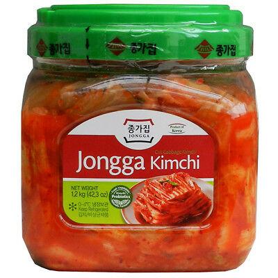 Chongga Mat Kimchi 1.2kg