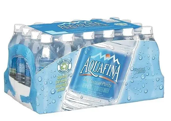 Aquafina Bottled Water, 500mL (pack of 24)(LIMIT 1)