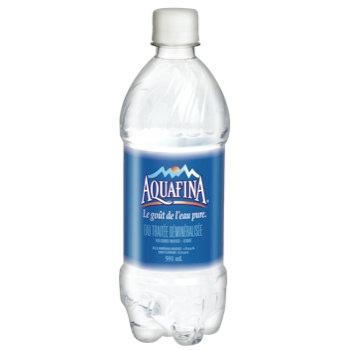 Aquafina Demineralized Water 500ml