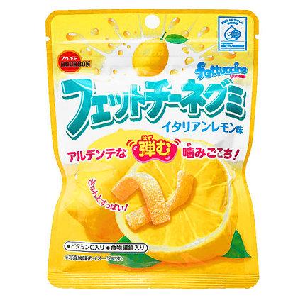 Bourbon Lemon Gummy Candy 50g