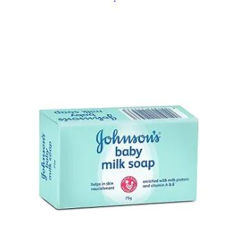 Johnson's baby milk soap - 75g