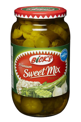 Bick's Sweet Mix Pickles 500ml
