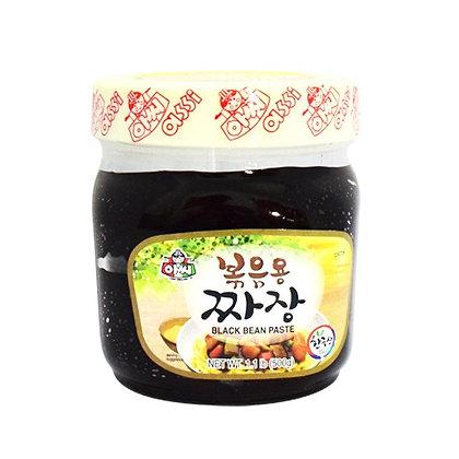 Assi Brand - Black Bean Paste 500g
