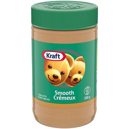 Kraft Smooth Peanut Butter 500g