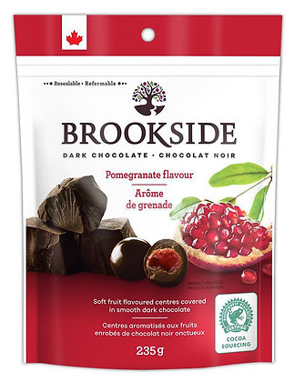 BROOKSIDE Dark Chocolate, Pomegranate Flavour