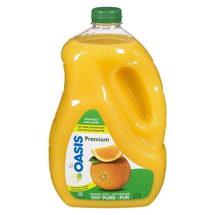 15min-Oasis Premium Orange Juice 2.5L