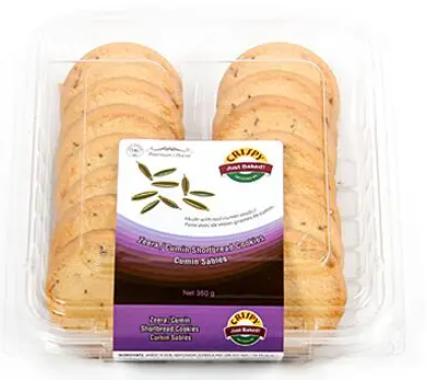 CRISPY COOKIES - ZEERA CUMINcookie 350G