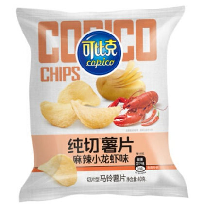 Copico Potato Chips (Spicy Crayfish Flavor) 70g