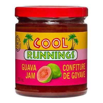Cool Runnings - Guava Jam 250ml