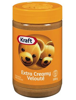 Kraft Peanut Butter extra creamy 500g