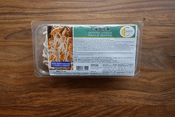 Culin Asian Shanghai Noodles 400g