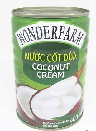 Coconut Cream (400 ml)