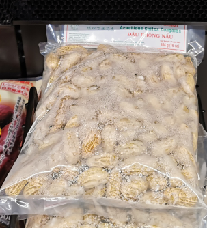 Coconut Tree - Frozen Cooked Peanut 454g