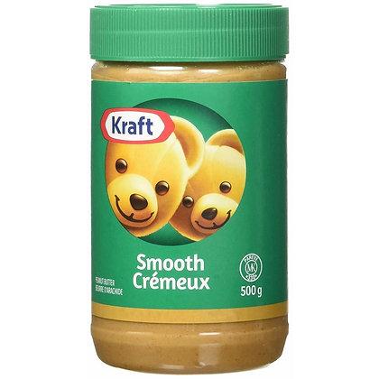 Kraft Peanut Butter smooth 500g