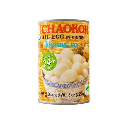 Chaokoh - Quail Egg In Brine 440ml