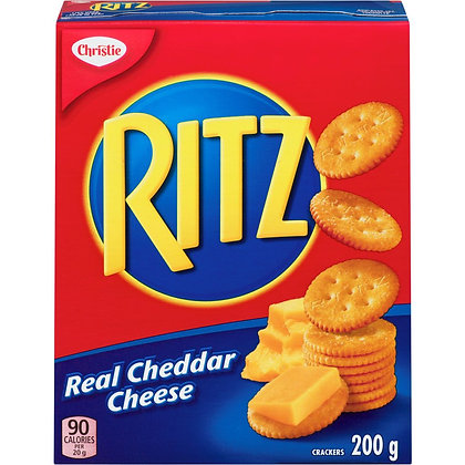 Christie Real Cheddar Cheese 200g