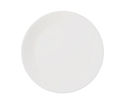 """Corelle® Classic Winter Frost White Dinner Plate(10.25"""" Round Dinner Plate)"""