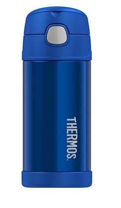 GENUINE THERMOS BRAND Funtainer Vacuum Insulated Bottle, 355 ml
