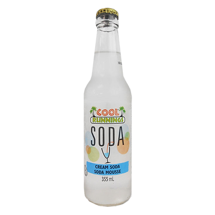 Cool Running Cream Soda 355ml