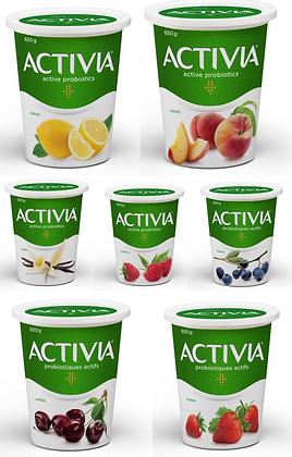 Danone Activia Yogurt Series 650g