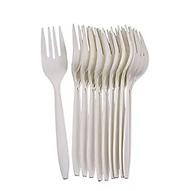 Slikey plastic forks - 36pcs