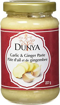 Dunya Garlic & Ginger Paste 227g