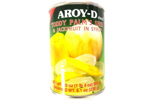 Aroy D Toddy Palm's Seed & Jackfruit 565g
