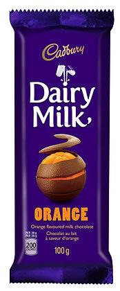CADBURY DAIRY MILK Orange Milk Chocolate
