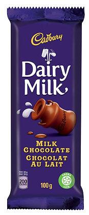 CADBURY DAIRY MILK, Milk Chocolate