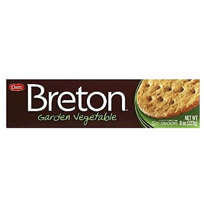Dare - Garden Vegetable Breton Crackers 225g