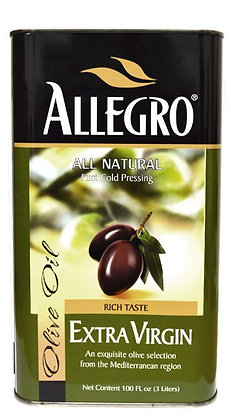 Allegro Extra Virgin Olive Oil 3L