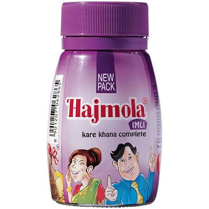 Dabur Hajmola Tablets Imli Tamarind (120 pcs)