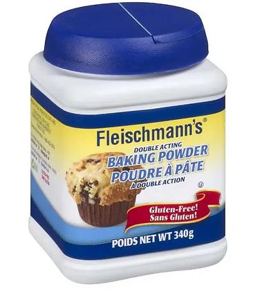 Fleischmann's baking powder - 340g