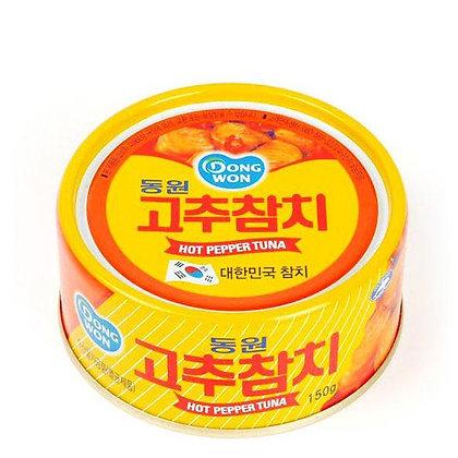 Dong Won Light Tuna 150g