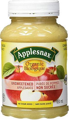 Applesnax Unsweetened Apple Sauce
