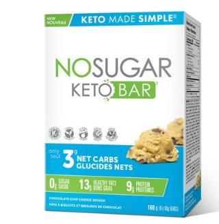 No Sugar KETO Bar