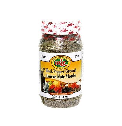 Irie black pepper ground - 227g