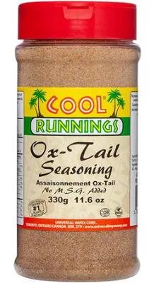 CoolRunning ox tail seasoning - 330g