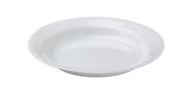 Corelle® Classic Winter Frost White Bowl(15oz White Round Pasta Bowl)