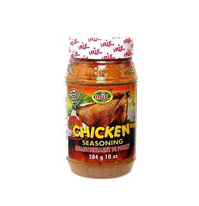 Irie chicken seasoning - 284g