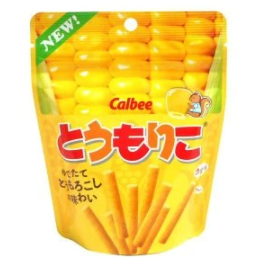 Calbee Corn Potato Chips 35g