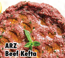 Halal Beef Kefta lb