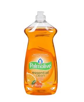 Palmolive dish liquid essential orange - 828ml