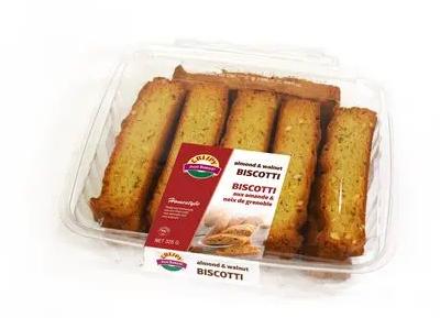 Crispy biscotti almond&walnut - 325g
