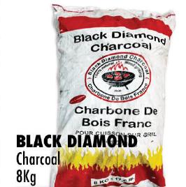 Black Diamond Charcoal 8 kg