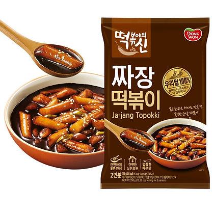 Dong Won Ja-Jang Topokki Rice Cake 358g