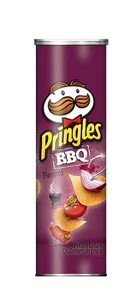 Pringles bbq - 156g