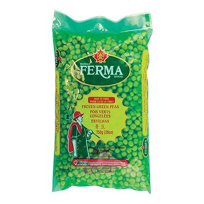 Ferma Frozen Green Peas 750g